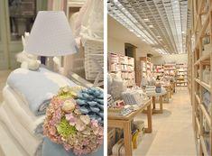 BCN GUIDE, Zara Home, flagship Store/ - Tránsito Inicial