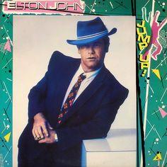 Elton John Rock Of The Westies Vinyl Collection
