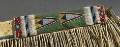 Rifle scabbard detail