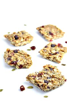 Chewy Power Protein Bars | bell' alimento