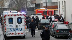 Officials ID Two Brothers And Another Man As Suspects In Paris Attack