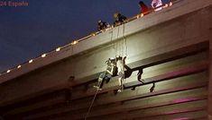 Hallan seis cadáveres colgando de puentes en una zona turística de México