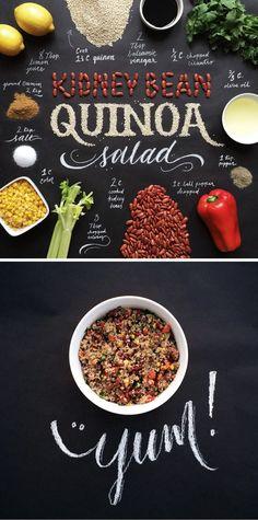 Lettering gastronómico | No me toques las Helvéticas | Blog sobre diseño gráfico y publicidad