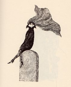 Edward Gorey ~ Lightmetres