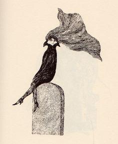 Edward Gorey ~ Lightmetres
