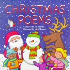Christmas Poems by Jill Bennett. E HOLIDAY BEN