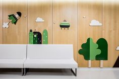 Design of the new Children's Daytime Oncology and Hematology Center at Vall d'Hebron University Hospital (Barcelona). A project created by the Small Foundation and materialized by donations from diferent institutions, foundations and individuals. This is …