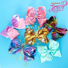Unwrap your Bow Surprise bag and share on social using for a chance to win JoJo Siwa Goodies! Jojo Hair Bows, Jojo Bows, Jojo Siwa Birthday, 22nd Birthday, Jojo Siwa Bows, Mermaid Tails For Kids, Birthday Wishes For Myself, Baby Room Design, Little Ballerina