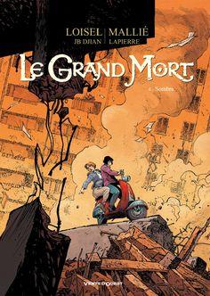 Dossier Le grand mort T.4 - INTERVIEW DE LOISEL, DJIAN & MALLIÉ