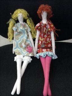 Kata és Barbi Tilda doll