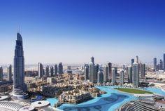 Fuga dall'inverno: Dubai