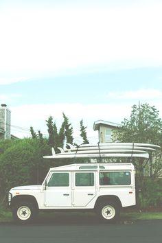 Off to Montauk! #R29BeachHouse