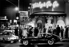 Julian Wasser, Whiskey A-Go-Go, Los Angeles, CA, 1964