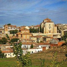 Me encantan los pueblos! Y #Chinchón es uno de mis favoritos de #España.  by lvdclaudia