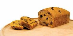 We'll see...GREAT HARVEST PUMPKIN CHOCOLATE CHIP BREAD