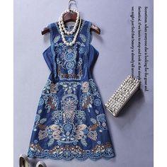 A-Line Dress, Casual, Polyester, Embroidery $150  ᴏʀᴅᴇʀ ɴᴏᴡ: ᴊᴜsᴛᴇʙᴏᴜᴛɪǫᴜᴇ@ɢᴍᴀɪʟ.ᴄᴏᴍ  #boutique #picoftheday #fashion #dress #istafashion #clothing #want #weheartit #online #newyork #bestofthebest #topquality #follow #heels #goodisgood #iwantone #forsale #unique #greatbuy #style #look #loveit #beauty #new #product #forsale #womensfashion #happybuyers #buyme #allmymoneygoestofashion
