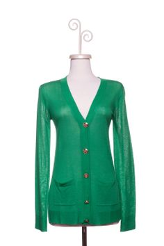 Dressing Your Truth - Type 1 Emerald City Sweater
