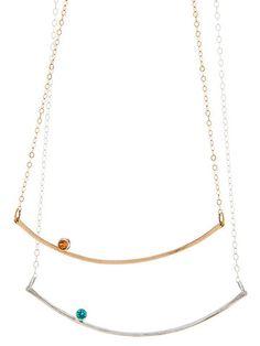 Trestles Necklace   Kate Davis Jewelry