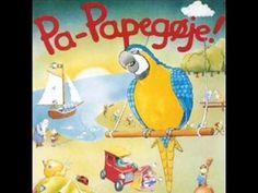 Jeg er en papegøje fra amerika - YouTube