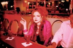 Jennifer Jason Leigh, Los Angeles, Harper's Bazaar by Nan Goldin