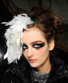 Make-up Chanel Couture spring/summer 2013