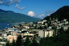 Cute little town in Alaska. People were very friendly.