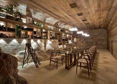 Weinkeller selber ausbauen  15 Ideen wie Sie den Keller einrichten können– wohnlich und ...