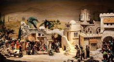 #Weihnachten in Italien: Ein beliebter italienischer Weihnachtsbrauch ist das aufwendige Gestalten der Weihnachtskrippe