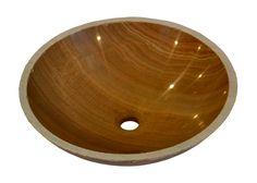 Umywalka podblatowa Maca Jade Rodzaj kamienia marmur