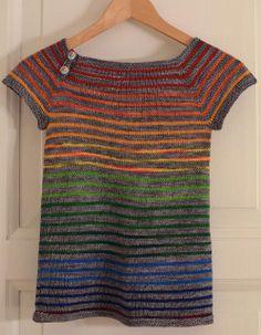 Ravelry: Pinneguri's Regnbue-kjole