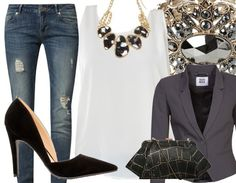 Black Diamond - Evening Outfits - stylefruits.co.uk