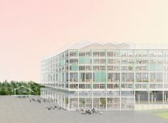 V+ . MDW . RTBF Headquarters . Brussels (1)