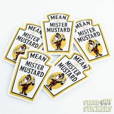 Die Cut Vinyl Stickers - StandOut Stickers