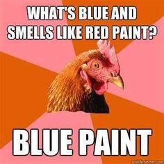Anti Joke Chicken Meme | List of Anti-Joke Chicken Jokes
