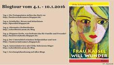 """BeatesLovelyBooks : [Blogtour] Blogtour """"Frau Kassel will Wunder"""" von ..."""