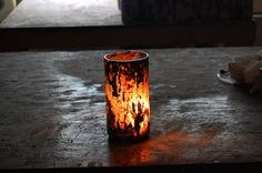 Witch Jars, Halloween Lanterns, or Whatever. - HF