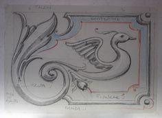 Lotus Art, Batik Pattern, Signwriting, Islamic Art Calligraphy, Sketch Painting, Mural Art, Cool Paintings, Beautiful Butterflies, Lettering Design