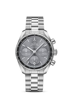Speedmaster 38 Co-Axial Chronograph 38mm - 324.30.38.50.06.001