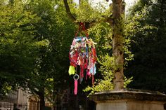 In:Site Festival Birmingham Birmingham Cathedral, How To Be Graceful, Festival 2017, Wind Chimes, Chandelier, Outdoor Decor, Blog, Candelabra, Chandeliers