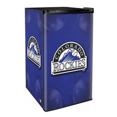 Use this Exclusive coupon code: PINFIVE to receive an additional 5% off the Colorado Rockies MLB Primary Counter Height Refrigerator at SportsFansPlus.com