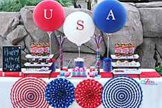 4thof July party #4thofjuly #party
