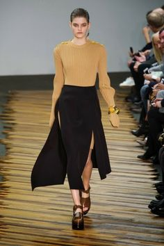 Céline @ Paris Fashion Week winter 2014-15