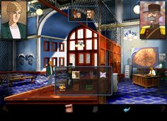 Broken Sword: Shadow of the Templars iOS Point and Click Adventure Game
