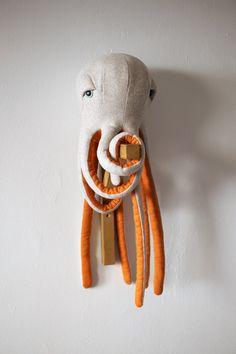 Small Octopus Stuffed Animal 0 Plush Toy 0 100%  door BigStuffed