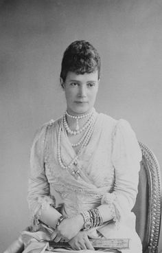 Maria Feodorovna was a Danish princess who became Empress of Russia as spouse of Emperor Alexander III. She was the second daughter of King Christian IX of Denmark and Louise of Hesse-Cassel and sister of Britain's Queen Alexandra, and King George I of Greece. Among her children was the last Russian monarch, Emperor Nicholas II, whom she outlived by ten years.
