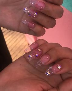 42 pretty & simple short nail design for style 2019 00106 com is part of Neutral Almond nails Nailart - Neutral Almond nails Nailart Ten Nails, Aycrlic Nails, Dope Nails, Hair And Nails, Manicure, Nagellack Design, Jelly Nails, Short Nail Designs, Clear Nail Designs