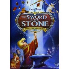 The Sword in the Stone (45th Anniversary Special Edition) --- http://www.pinterest.com.luvit.in/ew