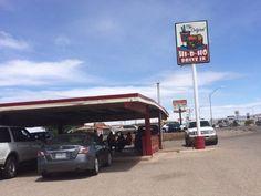 2. Hi-D-Ho Drive In, 414 S White Sands Boulevard,Alamogordo