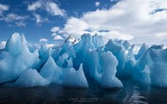 Icy Peaks by Leah Kennedy - Photo 107387125 - 500px
