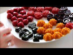 (5) Vlog 008_domácí gumové rostlinné ovocné bonbóny pro děti_Eva Benek - YouTube Baby Food Recipes, Fruit Salad, Party Time, Goodies, Food And Drink, Chocolate, Cake, Sweet, Youtube